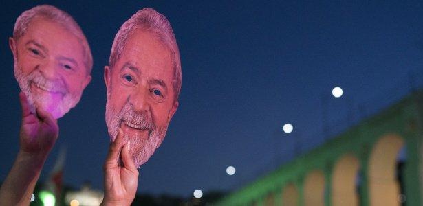 'Querem impedir a volta do PT' | No NYT, Lula defende candidatura e diz que 'prisão é última fase de golpe' https://t.co/b1lkmVVQHZ