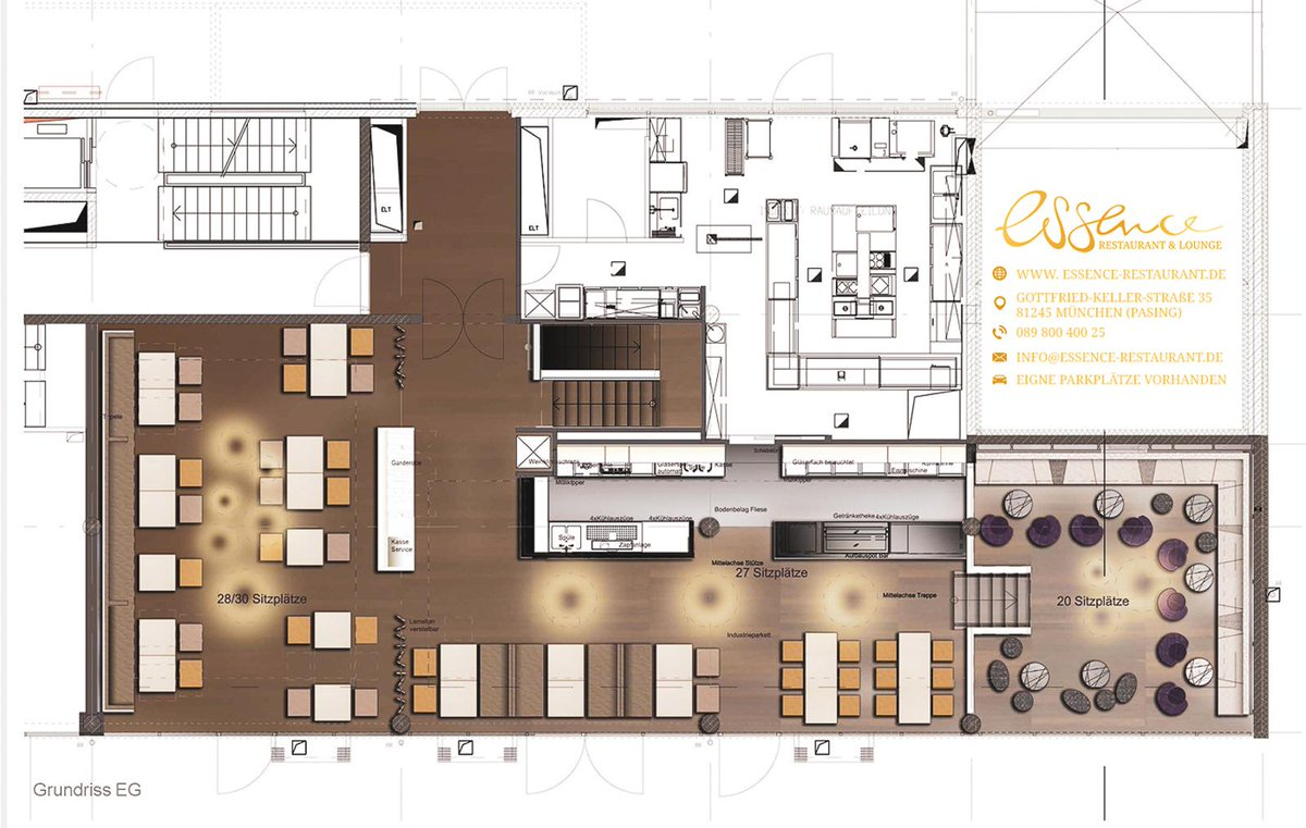 Luxury Fine Dining Floor Plan 4 Theory House Plans Gallery Ideas