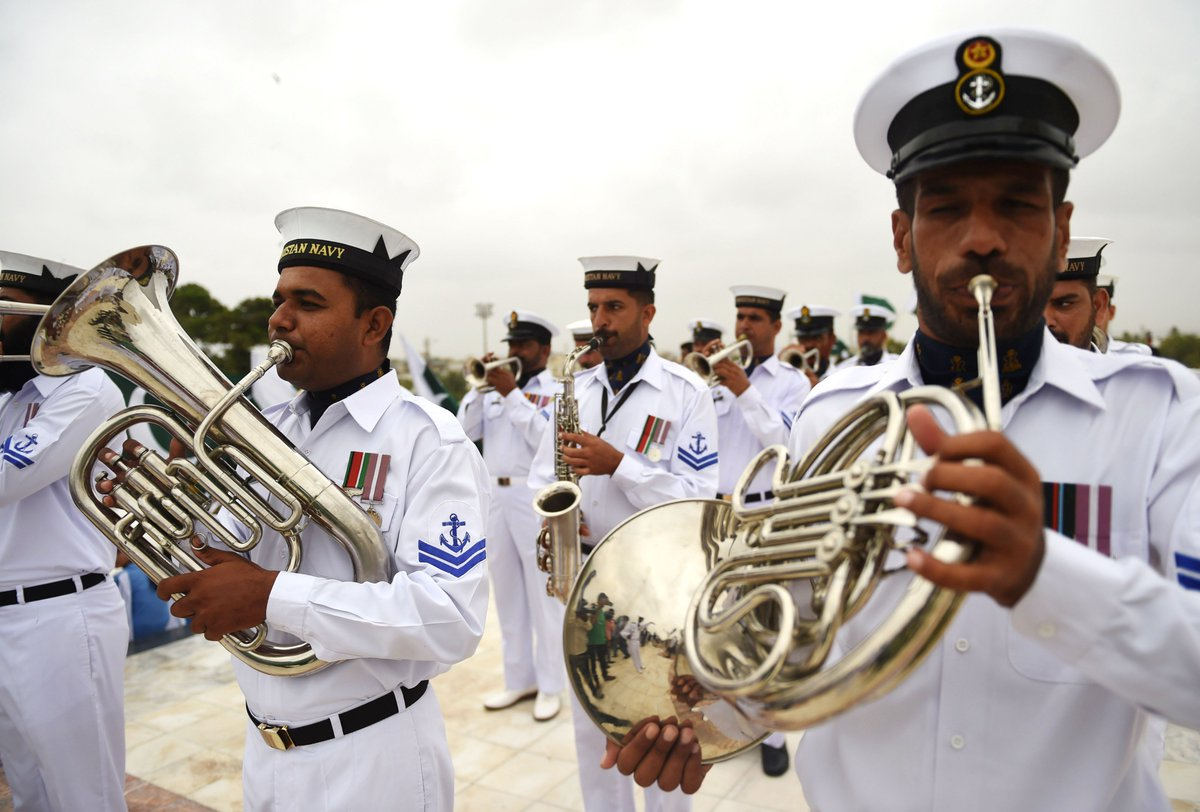 Pak Naval Musician Work