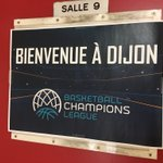 Image for the Tweet beginning: Réunion avec la @BasketballCL cet
