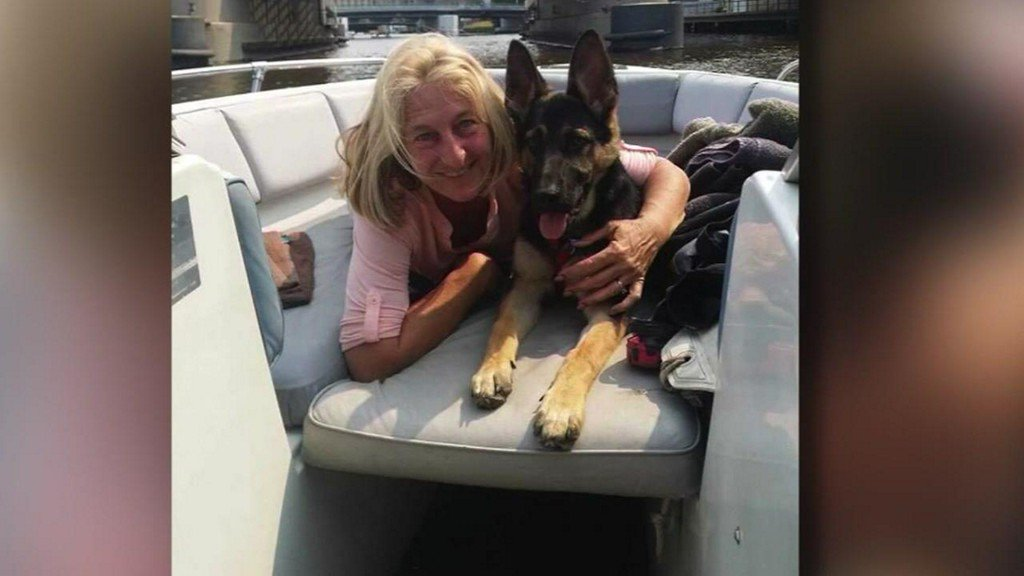 Woman's death blamed on infection from dog lick https://t.co/ymRrkxnWqc