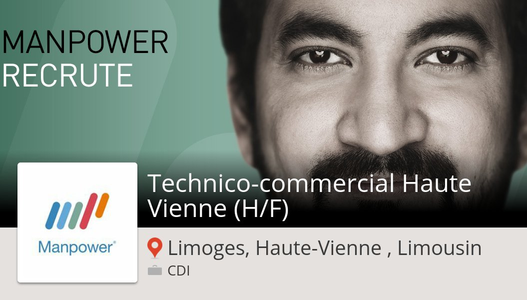 #ManpowerFrance recrute ! #Technicocommercial Haute Vienne (H/F) #LimogesHauteVienneLimousin, postulez dès maintenant ! #job https://workfor.us/manpowerfrance/28bx  - FestivalFocus