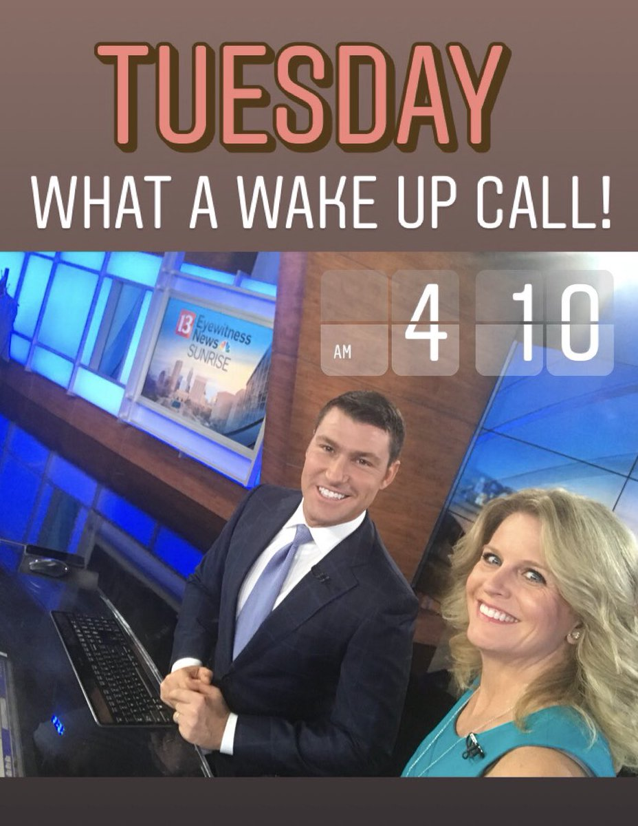 Good Morning!! #WTHRSunrise