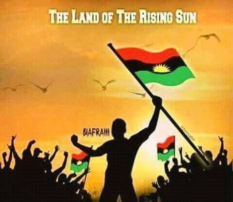 &quot;The indestructibility of the phenomenon known as BIAFRA should give a wise man reason to ponder on, but to a big fool. it is a direct gateway to destruction &amp; total annihilation. _ M. Okoria  Me:To  A Wise One, No Explanation Is Necessary But To A Fool No Explanation Is Possible <br>http://pic.twitter.com/sS3uDdk6jl