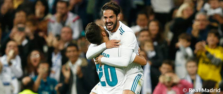 """@realmadridfra: ⚽🏆 Cinq Madridistas ont marqué en Supercoupe d'Europe. #RMSuperCup 📽 http://bit.ly/SupercoupedEurope_… """