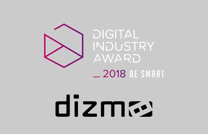 #DigitalIndustryAward Félicitations à @dizmos, finaliste catégorie #SmartBuilding! Dizmo es...