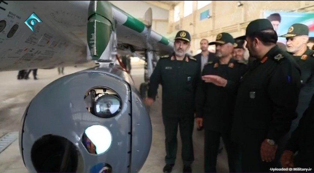ايران تزيح الستار عن 10 طائرات SU-22 تمت اعادة تأهيلها  - صفحة 2 DkjIGLYX0AAaU7I