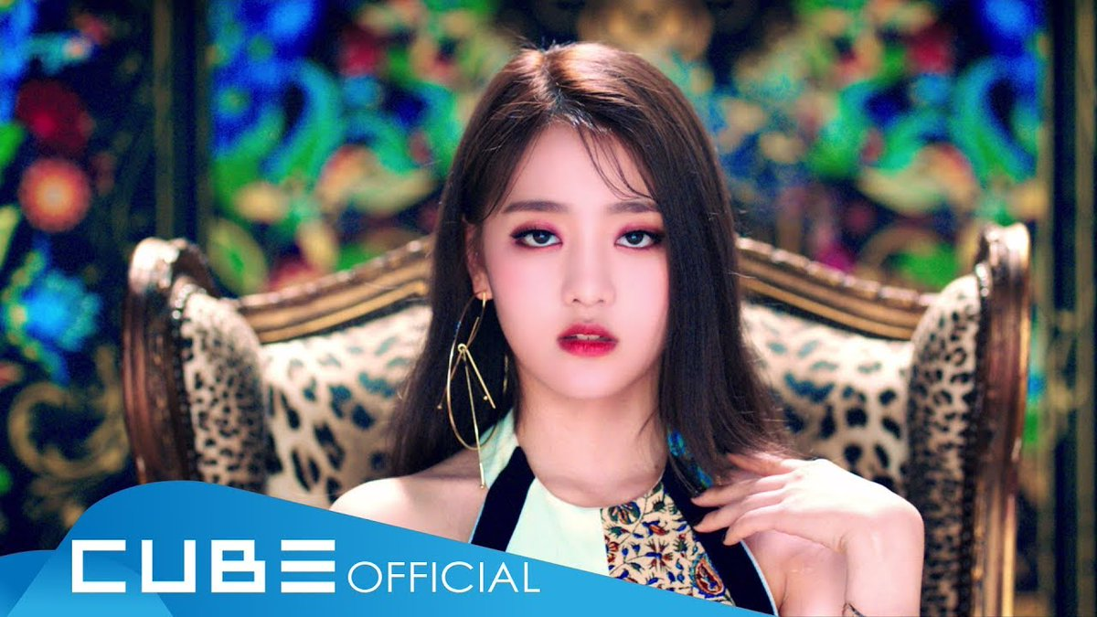 (G)I-DLE captivate in mysterious, exotic 'Hann' MV https://t.co/VDbeIULhZN