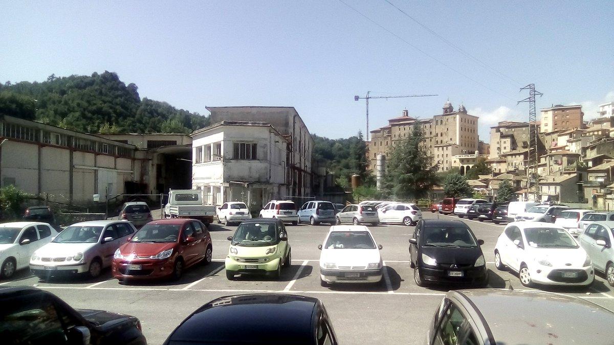 #SUBIACO - Parcheggio ex Cartiera, il #M5S chiede chiarezza al Sindaco Pelliccia dopo l\