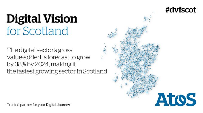 How is Scotland's #digitalfuture unfolding? Find out all the stats and facts in the...