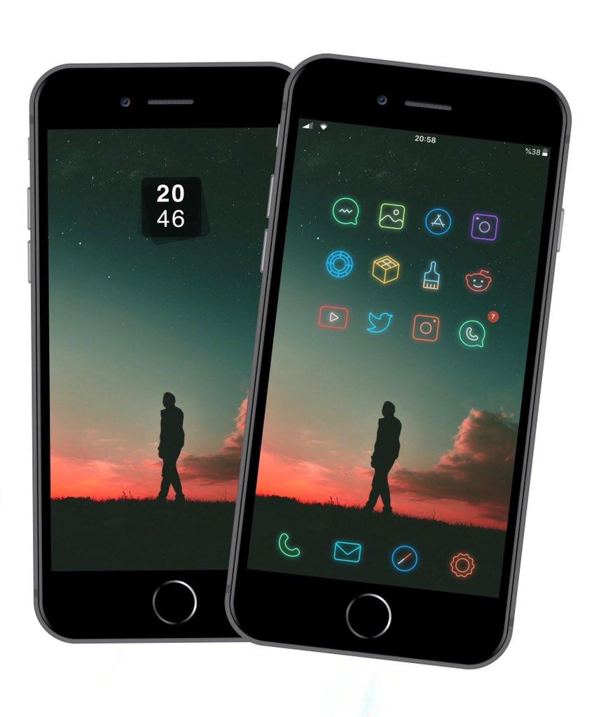 JB setup by u/hakanfirat  Theme: •Limelight  Tweak List: •Locksreen Widget: LS EW199 •Anemone •Boxy 3  Wallpaper:  https:// imgur.com/iVvklv7  &nbsp;   #iOSthemes #Cydia <br>http://pic.twitter.com/9jrWYKZ6Nj
