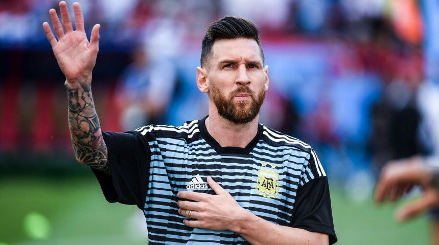 @fundacionmessi donated 4.2 million argentine pesos to help refugee kids from Syria  #Messi #WeAreMessi<br>http://pic.twitter.com/3q8W2g7xLJ