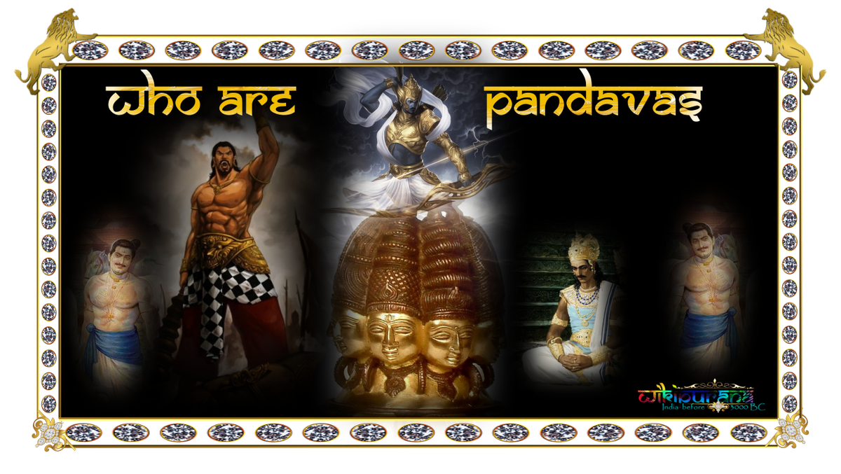 who are pandavas