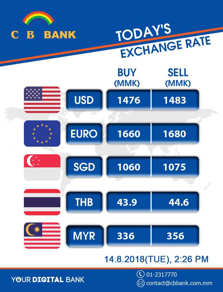 Cb Bank Myanmar