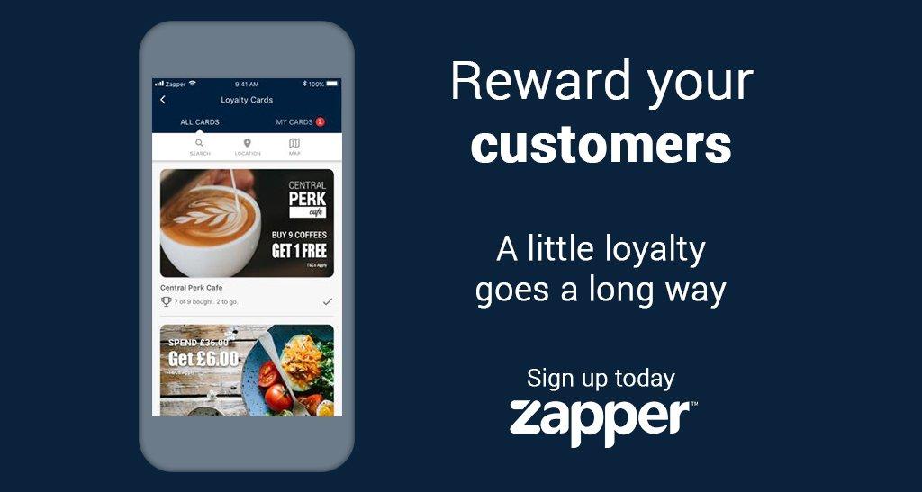 Zapper UK on Twitter: