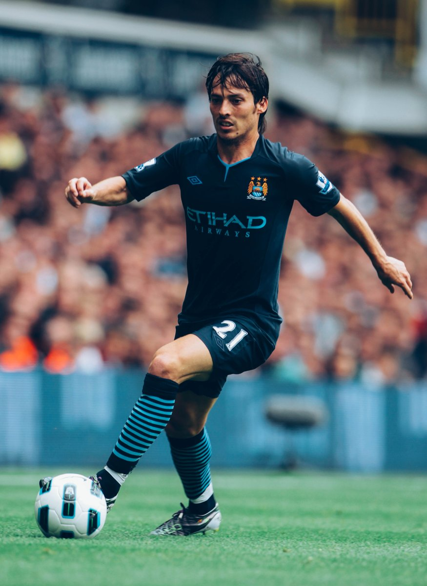 249 appearances 48 goals 3 Premier League titles 3 League Cups 1 FA Cup  #onthisday in 2010 @21LVA made his #mancity debut...  The rest is magic! 💙