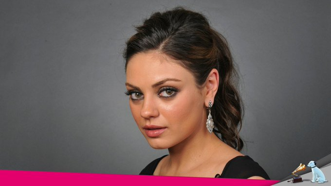 Happy 35th Birthday Mila Kunis!