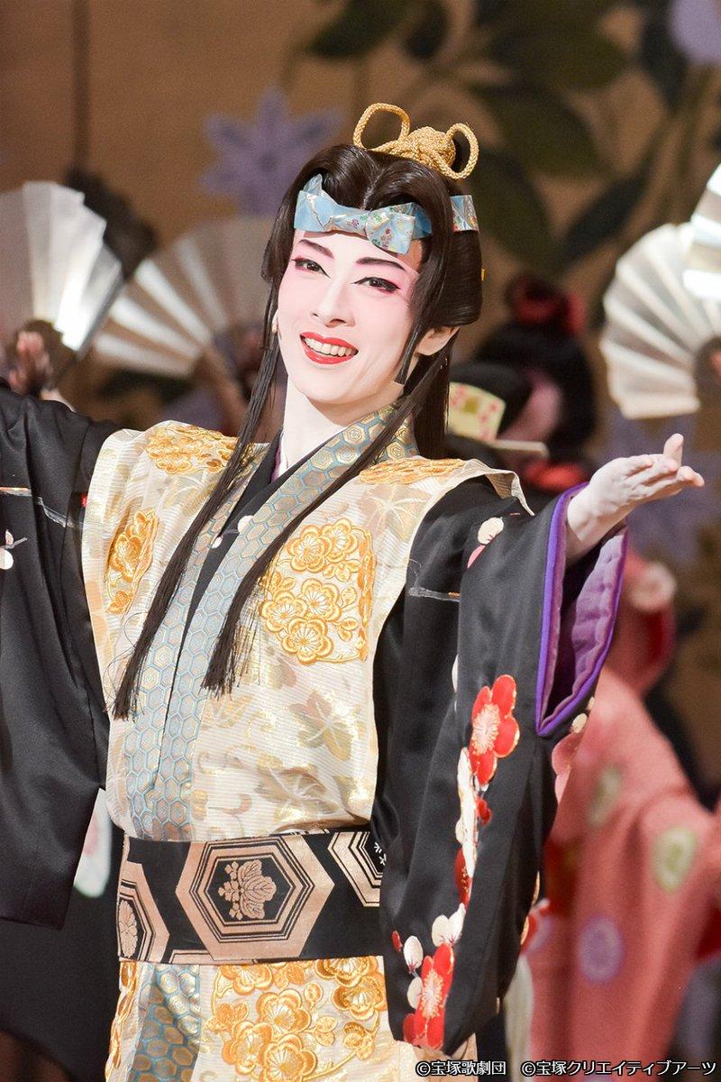 宝塚への招待『「雪華抄」(花組2016年)』 8/25(土)よる7:00⇒ https://bit.