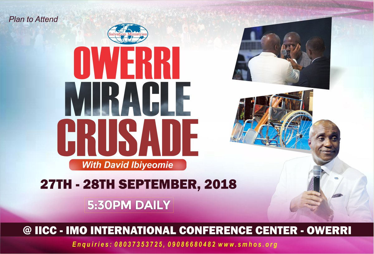 Plan to attend!
