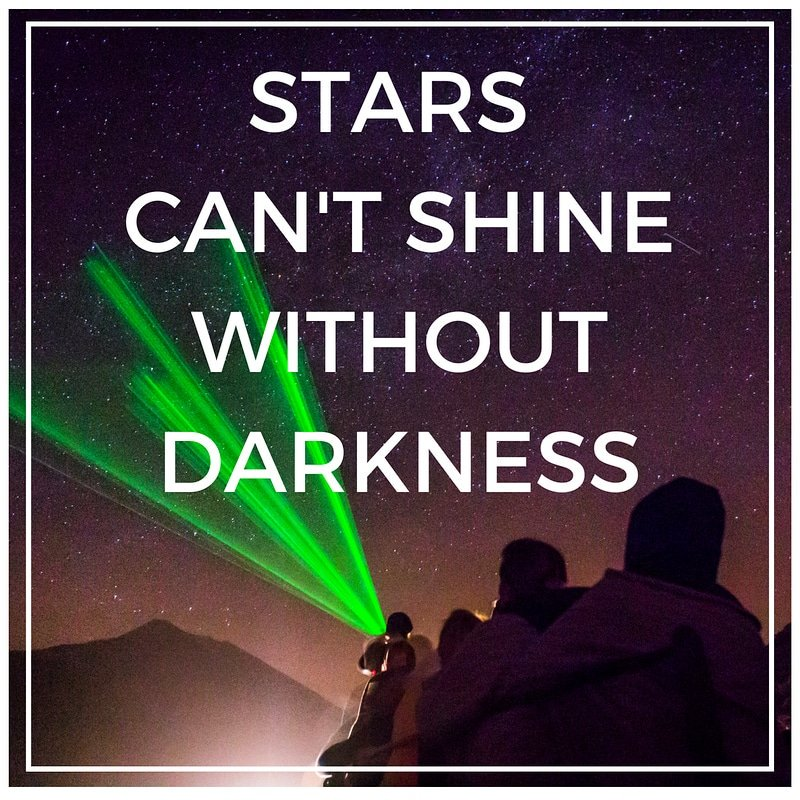 Stars can&#39;t shine without darkness.   #CanaryPR #ontheway #creativeagency #personalbranding #socialmediamarketing #Tenerife #canaryislands<br>http://pic.twitter.com/rDp2ycrZYh &ndash; à Parque Nacional del Teide
