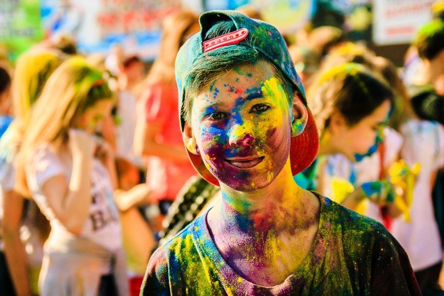 фото фотографии с картинками красок имеет выхода морю