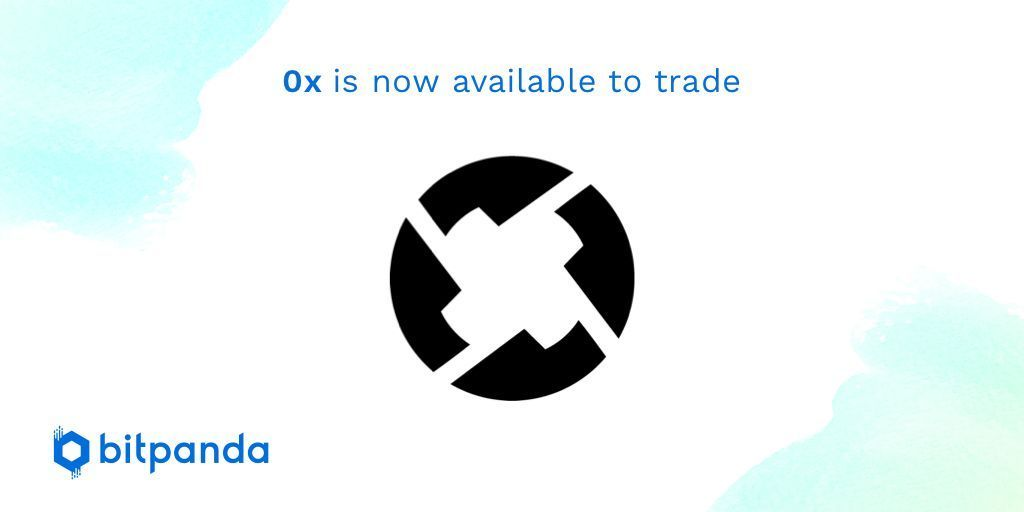 We're happy to announce @0xProject is now available on Bitpanda! Start buying and selling $ZRX by heading to bitpanda.com #bitpanda #0xProject