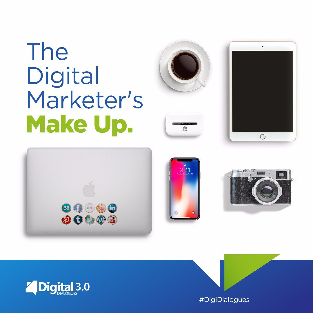 All a digital marketer needs to start their day. Did we miss anything? <br>http://pic.twitter.com/rLGXUEvCEE