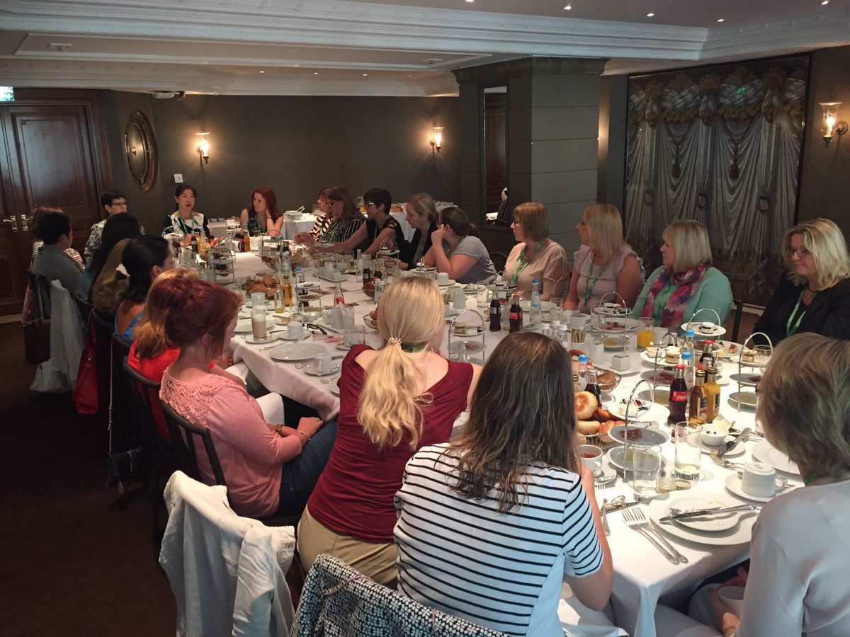 DFK International has held its first ever Women in Leadership Breakfast to discuss how to make the association more inclusive &amp; how it can support females in their career progression.  Full article here:  https://www. dfk.com/news/women-in- leadership-under-the-spotlight/ &nbsp; …  #leadership #womeninleadership #womenleaders<br>http://pic.twitter.com/wHFdBzMVkv