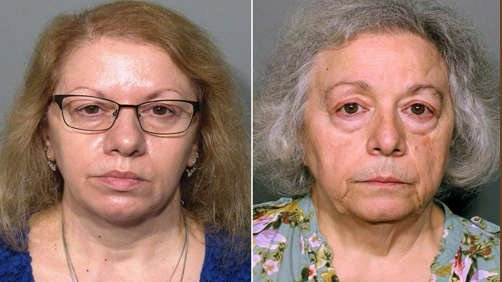 Sisters accused of stealing nearly $500K from CT schools https://t.co/39tvYYqi66