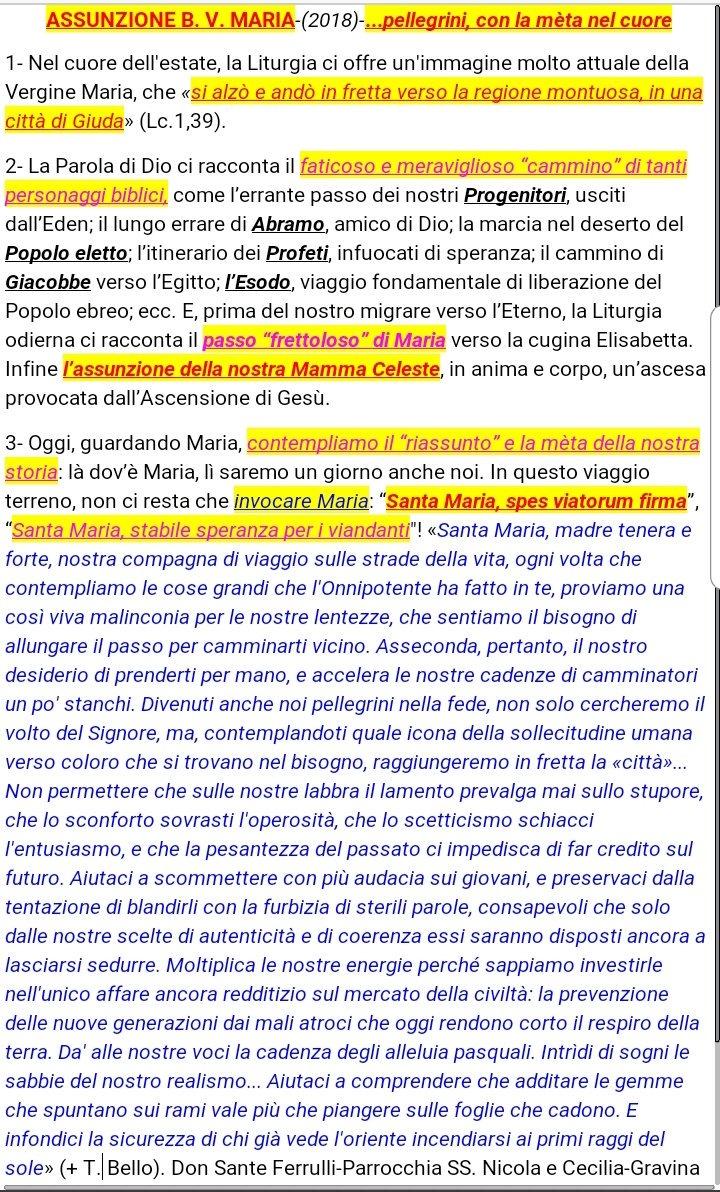 """...#pellegrini, con la #""""mappa"""" dell\"""