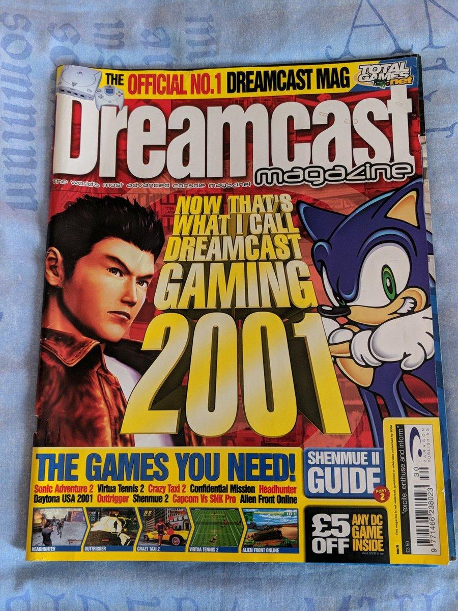 Old Magazine Chat - Page 5 DkjX7xKWsAI5aKw