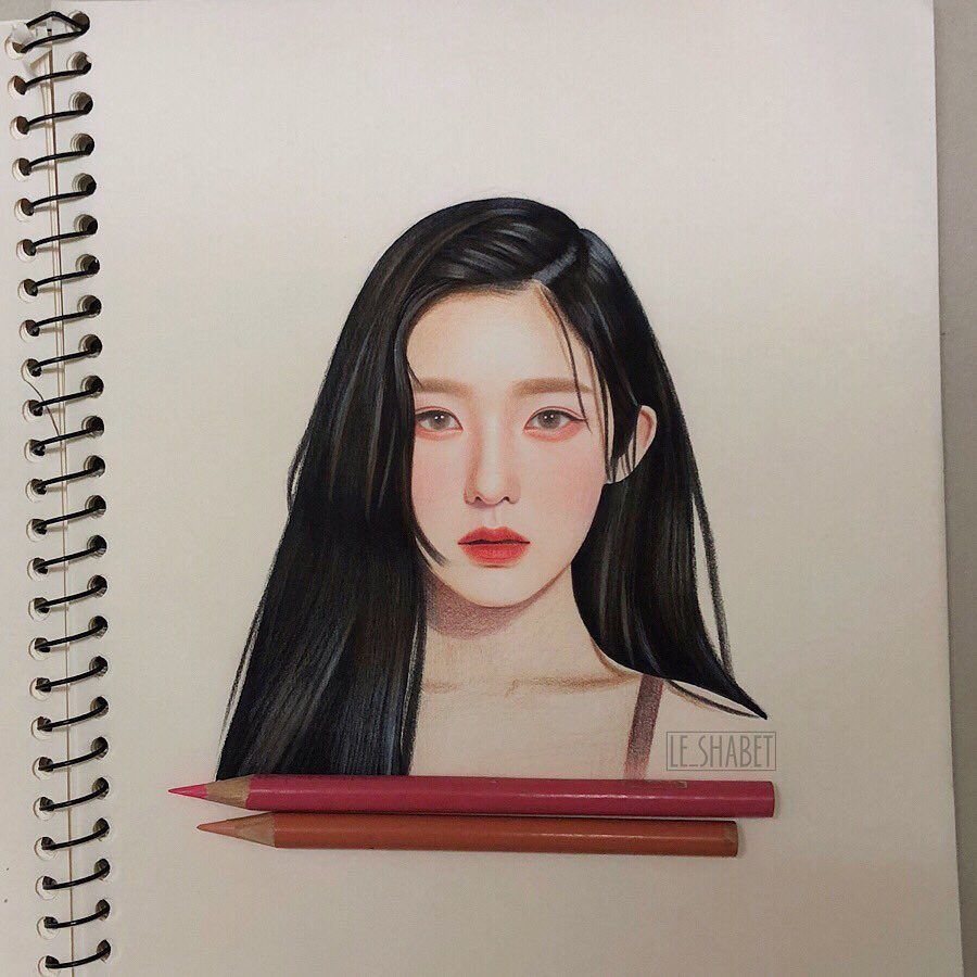 Red velvet Irene power up! fan art #powerup #redvelvet #irene #redvelvetfanart #irenefanart