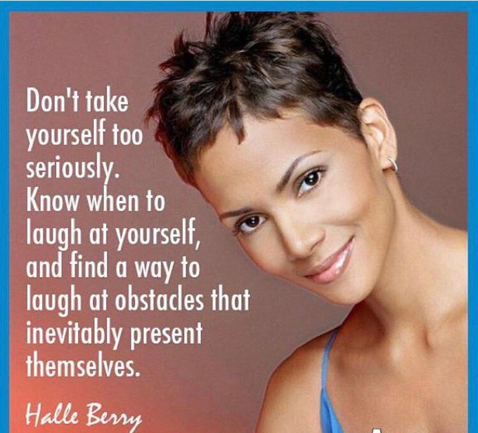 Happy Birthday to Halle Berry.