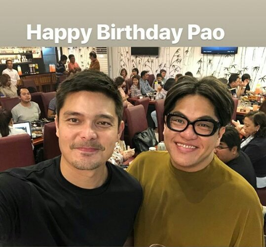 Happy Birthday    Dingdong Dantes igs
