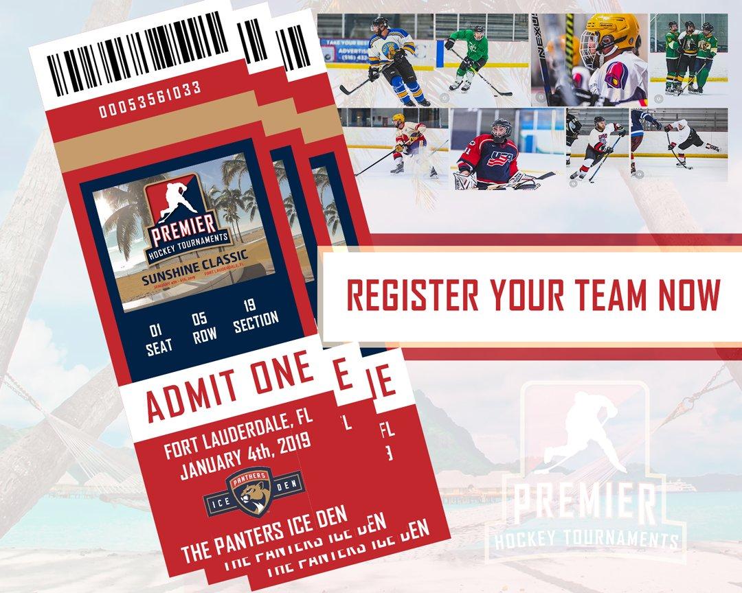Premier Hockey Tournaments Phthockey Twitter