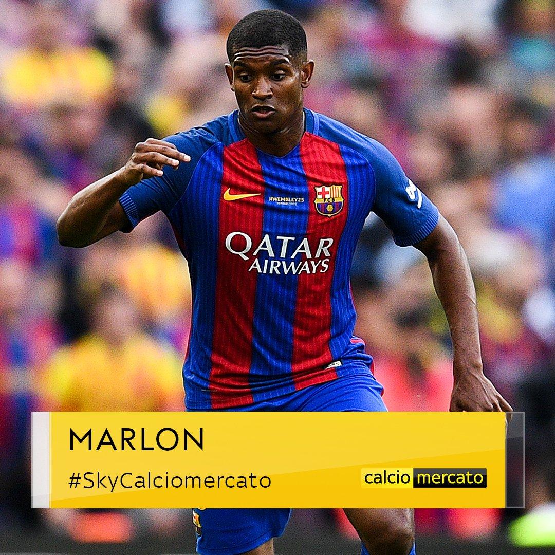 #UltimOra mercato #Sassuolo accordo per #Marlon del #Barcellona Decisivo il blitz di #Carnevali per il difensore#SkyCalciomercato  - Ukustom