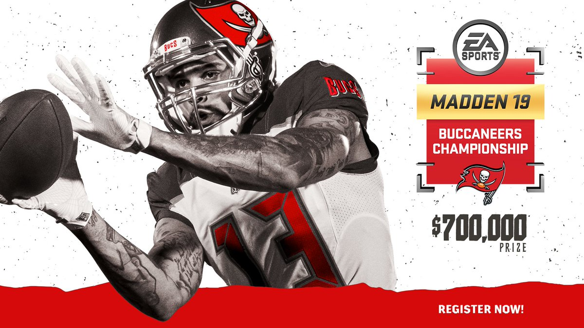 Are you a boss on the sticks?  Represent us in the @EAMaddenNFL 19 Club Championship!  Register » https://t.co/VvK3vKhGh6