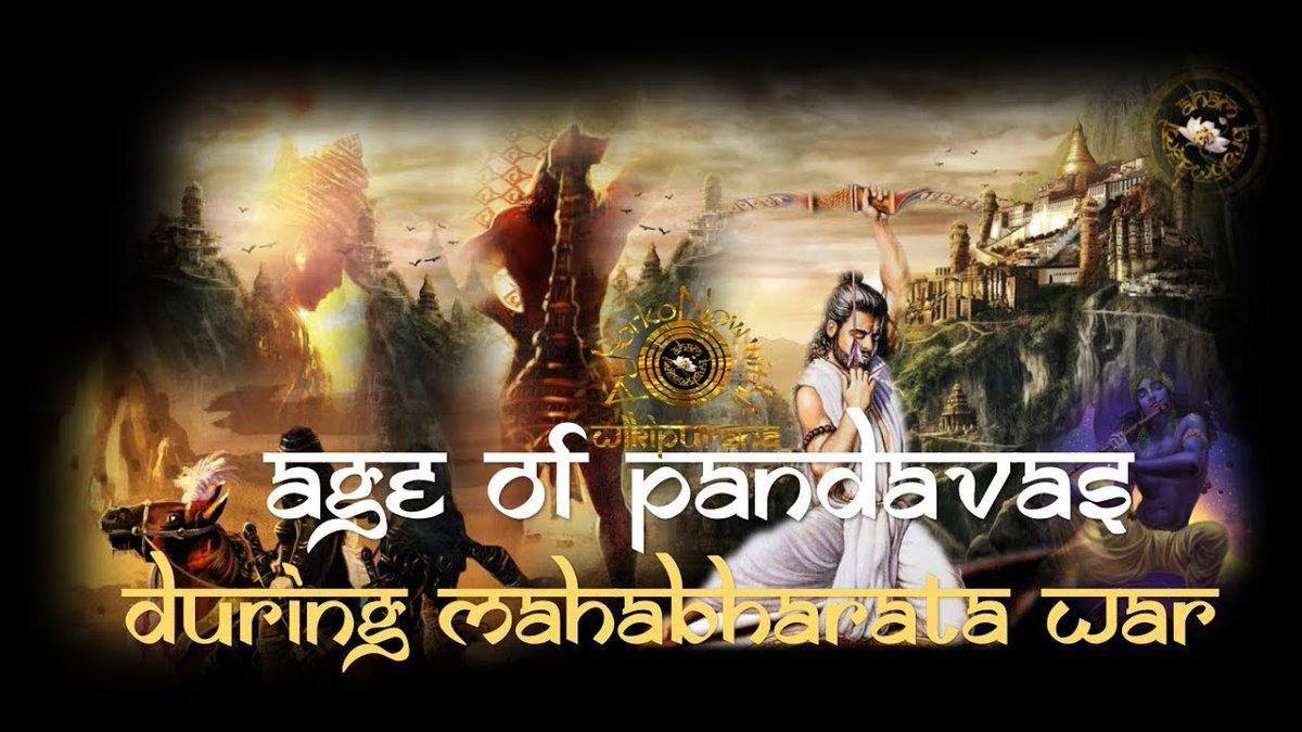 age of pandavas
