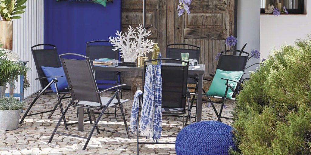 We&#39;re keeping it cool with our brilliant blue outdoor furniture!   http:// ms.spr.ly/6016r46XQ  &nbsp;   #sun #lovewilko<br>http://pic.twitter.com/QXYHZyMRZF