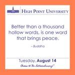 [CALENDAR] #DailyMotivation from Buddha. #HPU365