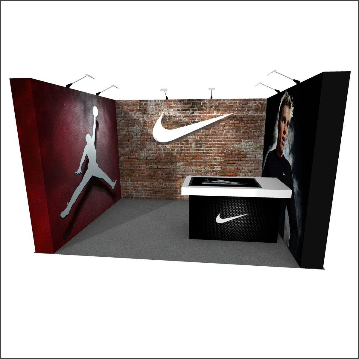 #exhibiting at #bpfitnesstradeshow #thefitnessshow #TheFitExpo? We can help you create an eye-catching #interactive space that can re used over and over again. #askei for a quote or email hello@exhibitinteractive.co.uk to find out how we can help! #Exhibition #sustainable #Nikepic.twitter.com/lTh7hZ4BIN