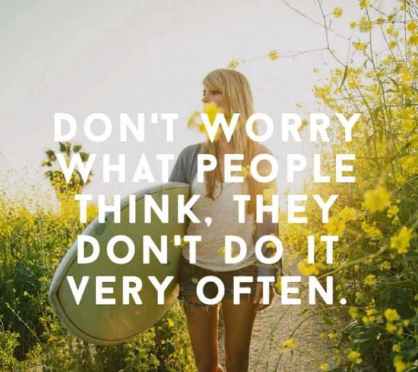 Don&#39;t Worry What Other People Think!!! #MotivationalQuotes #positivethoughts #attitude INSPIRATIONALQUOTES<br>http://pic.twitter.com/EzsI3wKvxk