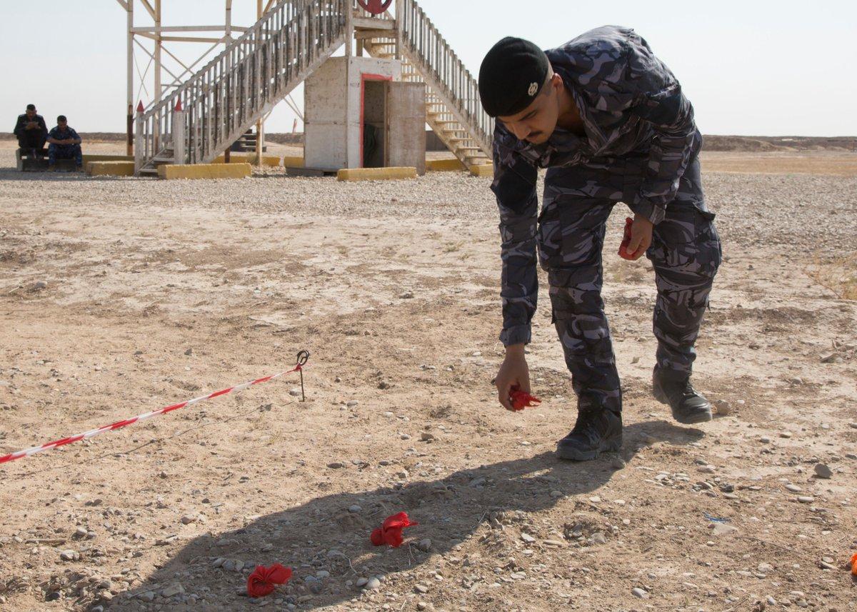 جهود التحالف الدولي لتدريب وتاهيل وحدات الجيش العراقي .......متجدد - صفحة 4 DkjdoSGU4AAuy_a