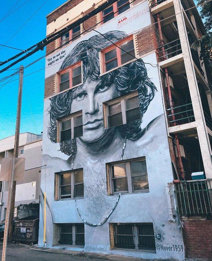 .               Jim Morrison  #streetart #graffiti #JimMorrison #TheDoors<br>http://pic.twitter.com/tEHyEaZPYW