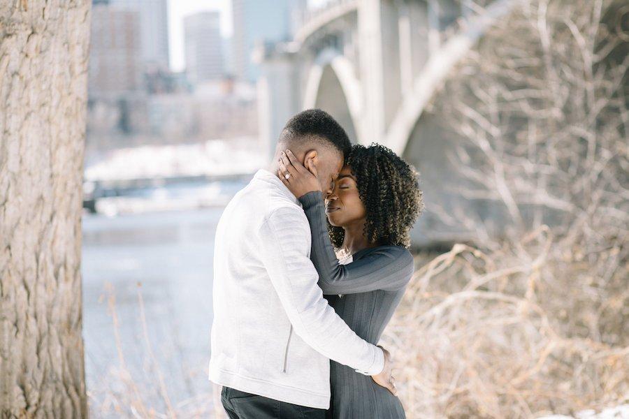 Busola and Tolu's Winter Romance Engagement in Minnesota  http:// dlvr.it/Qfqvd2  &nbsp;  <br>http://pic.twitter.com/KihKUrEQfZ