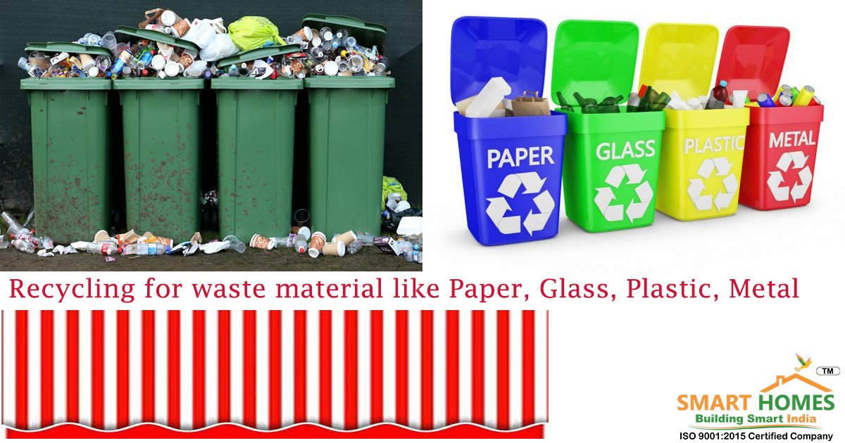 Let&#39;s come together to clean the #environment by sorting waste.  Get in touch  https://www. smart-homes.in / &nbsp;   or call on 7096961243  #wastemanagement #reduce #recycle #greenenvironment #smarthomes #smartcities #dholerasmartcity<br>http://pic.twitter.com/FCE7RSL2KR