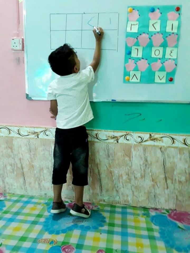 test Twitter Media - Children working and playing hard at an AMAR nursery in the south of #Iraq this week! #education #rebuildinglives https://t.co/8Ktq3xDhnv