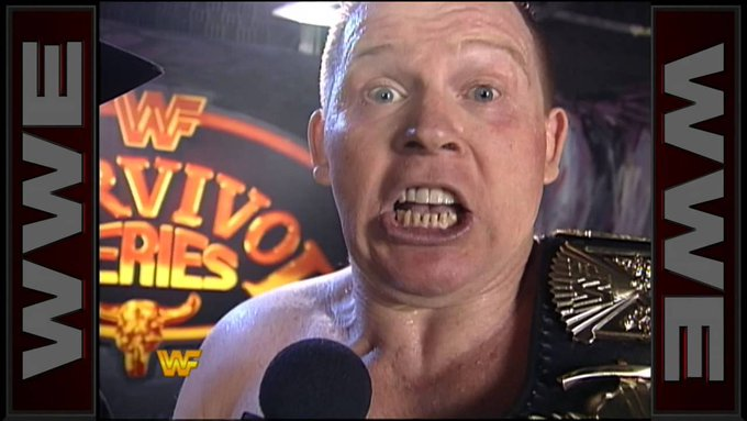 Happy Birthday to wrestling s Lemongrab BOB BACKLUND HNNGHHHHHH  ONE MILLION YEARS CHICKENWING