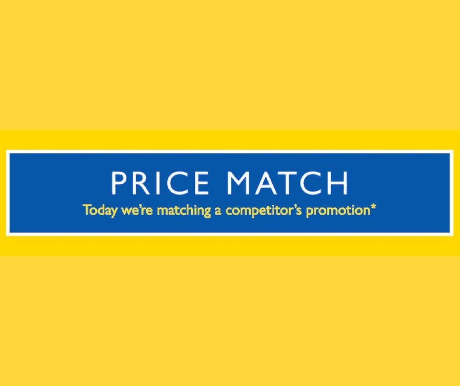 One of our local high street competitors has a promotion running. We are matching this promotion so you don&#39;t miss out on the best prices #pricematch #furniture   https:// buff.ly/2AdHm37  &nbsp;  <br>http://pic.twitter.com/vJR5m0WEpe