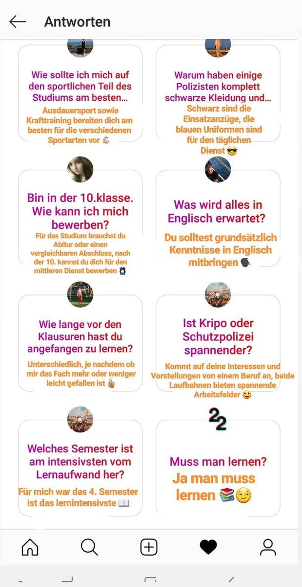 Polizei Berlin Karriere On Twitter Kim Schreibt Sich Die Finger